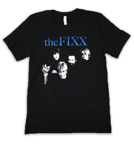 "Image of The FIXX ""Headshots"" Tee - NEW!"