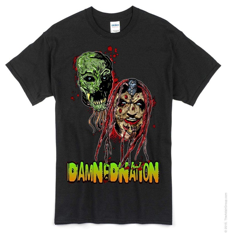 Image of DamneDNatioN Tee