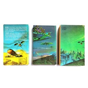 Image of Frank Herbert - The Dune Trilogy