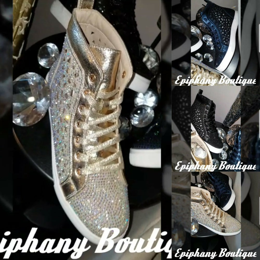 Image of The New York Bling Sneakers