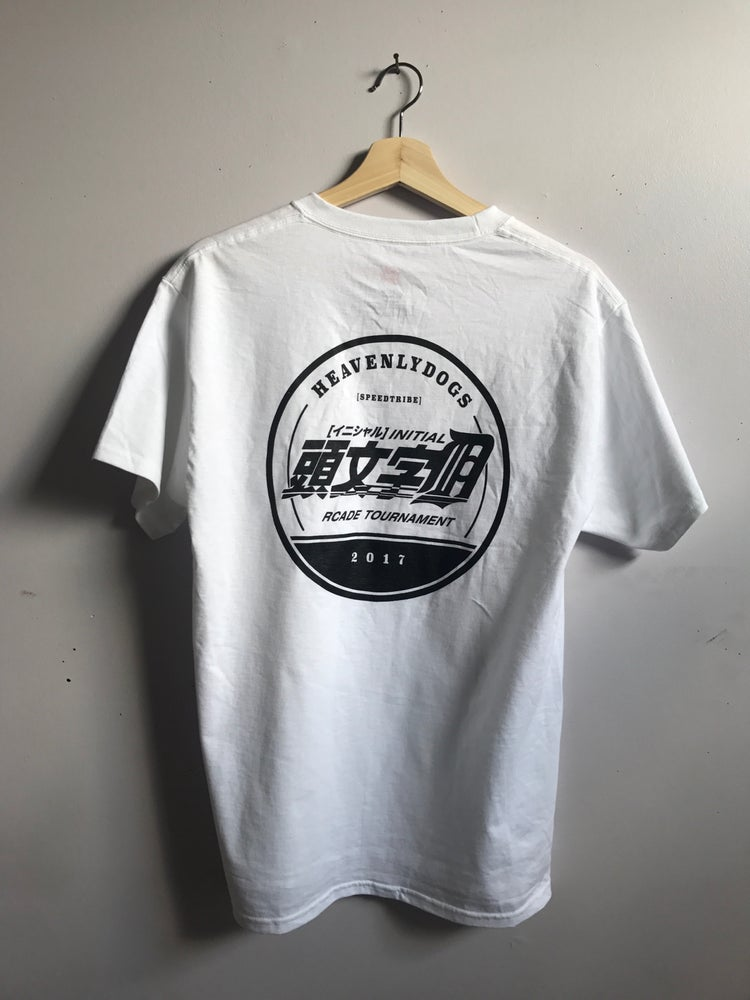 """Image of [MISPRINT] """"Running in the 313"""" Tee"""