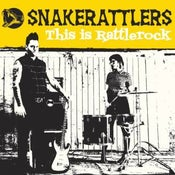 Image of CD  The Snakerattlers : This Is Rattlerock