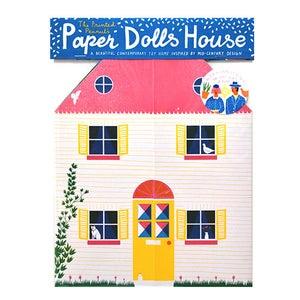 Image of maison en papier à construire