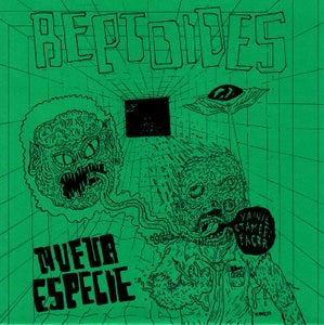 """Image of W.G.M. 14: REPTOIDES """"Nueva especie"""" EP - OUT NOW!"""