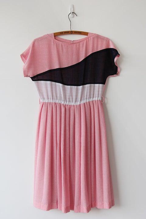 Image of SOLD Pink Horizon Dress