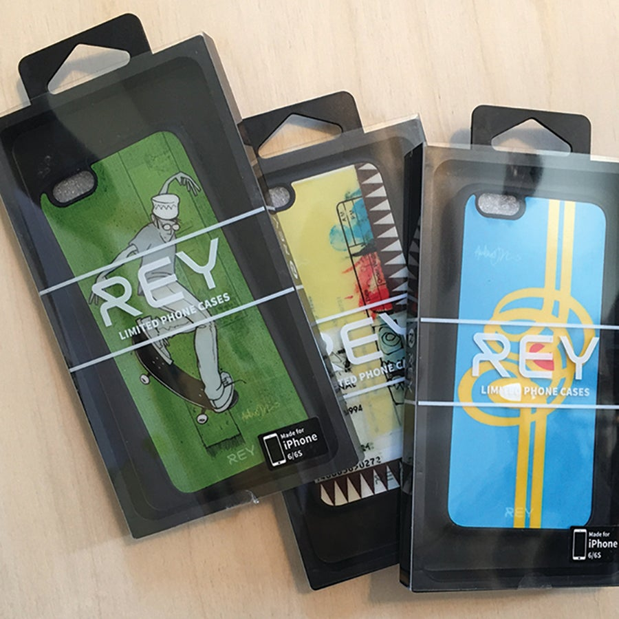 Image of REY Phone Case - Jenkins Collection