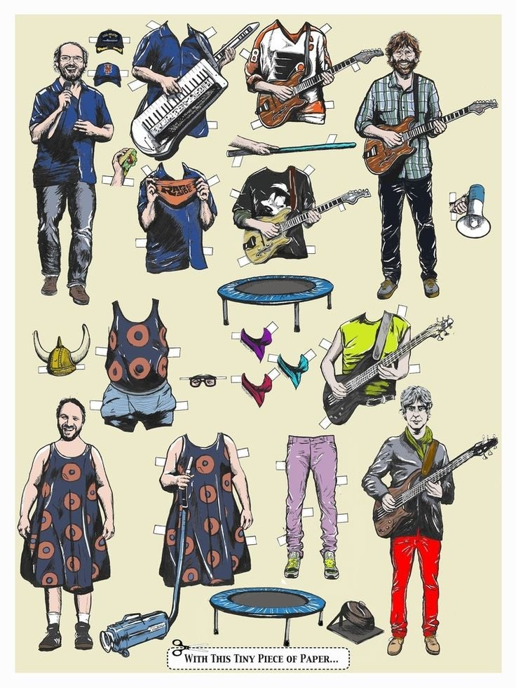 "Image of ""With This Tiny Piece of Paper..Dolls"""