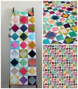Image of Skipping Stones Ombre quilt