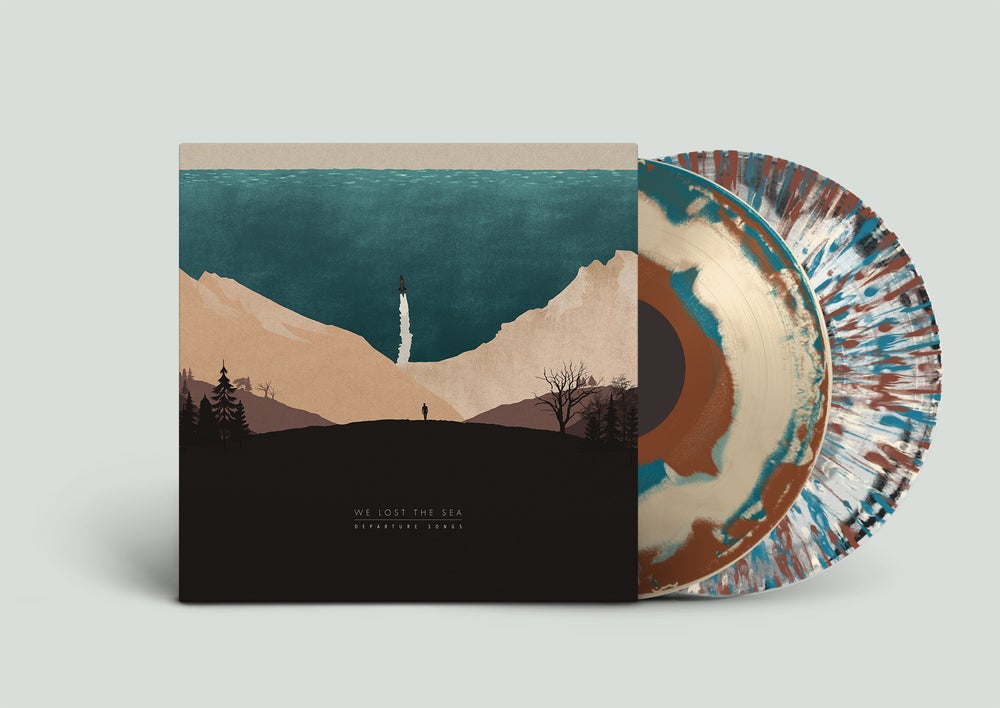 Image of We Lost The Sea - Departure Songs 2xLP *Preorder