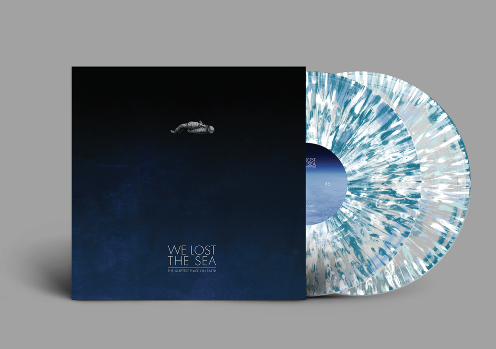 Image of We Lost The Sea - The Quietest Place on Earth 2xLP *Preorder