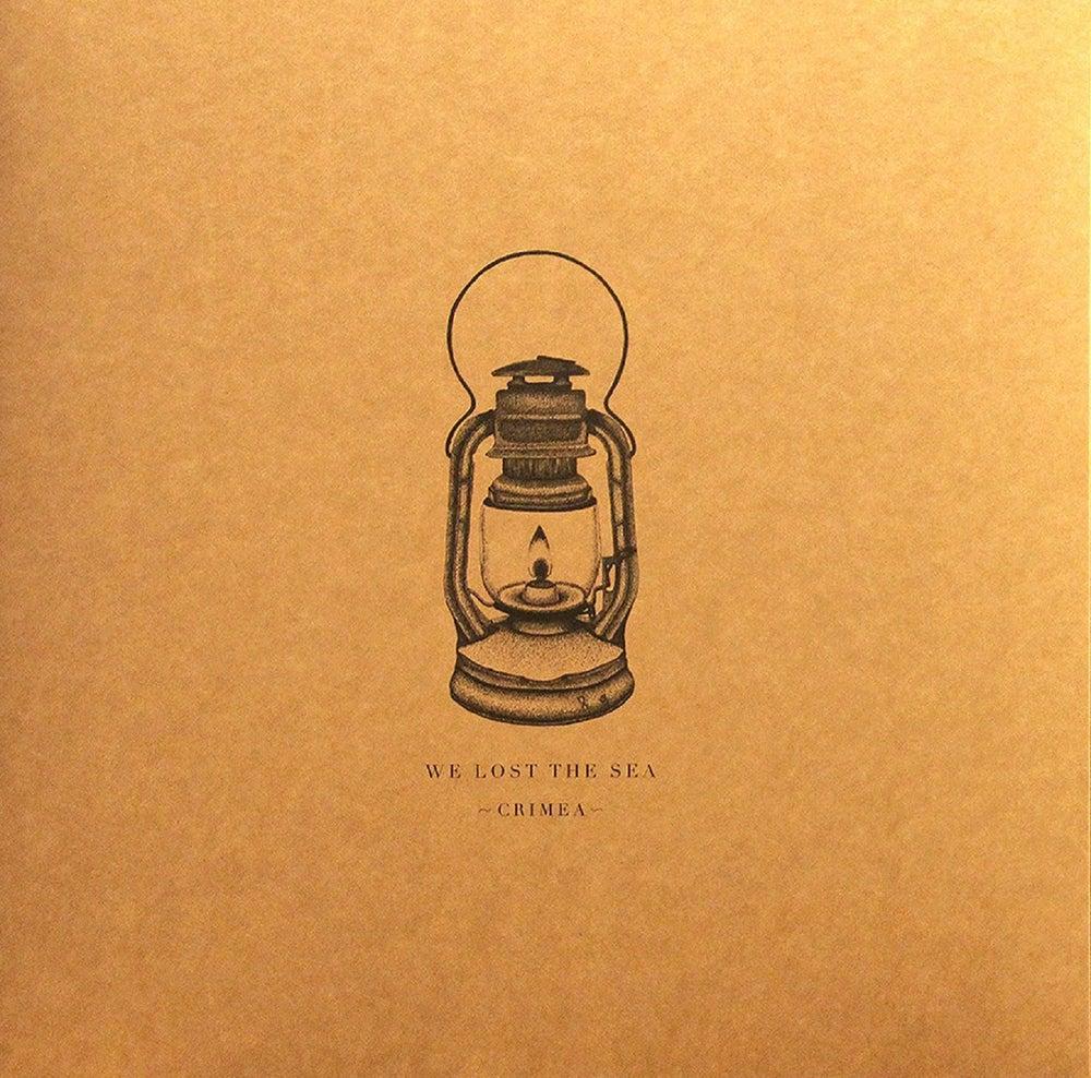 Image of We Lost The Sea - Crimea LP *Preorder