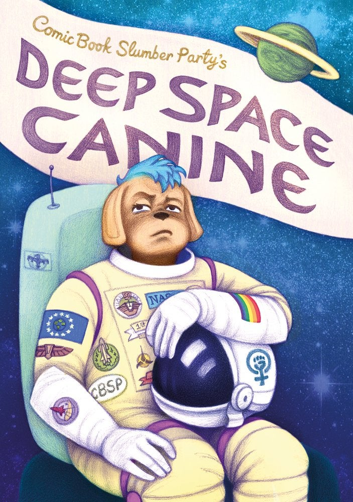 Image of Deep Space Canine