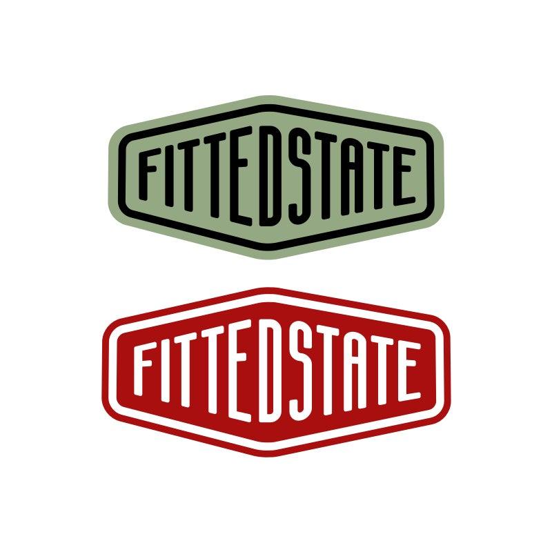 Image of Vintage Brand Sticker
