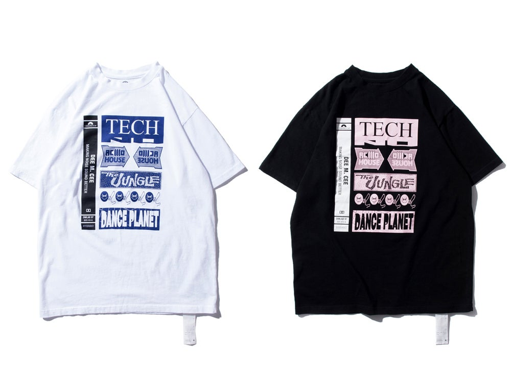 """Image of DeMarcoLab """"CASSETTE TEE"""""""