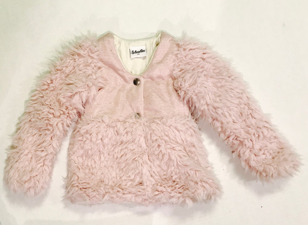 Image of Pink fluffy
