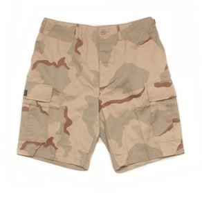 Image of YC Cargo Shorts Desert Camo