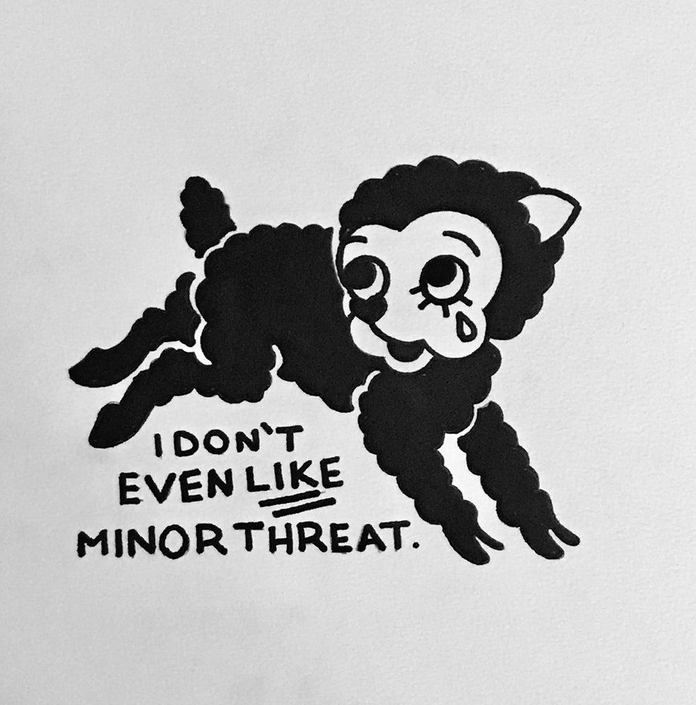 Image of Black sheep LIMITED print