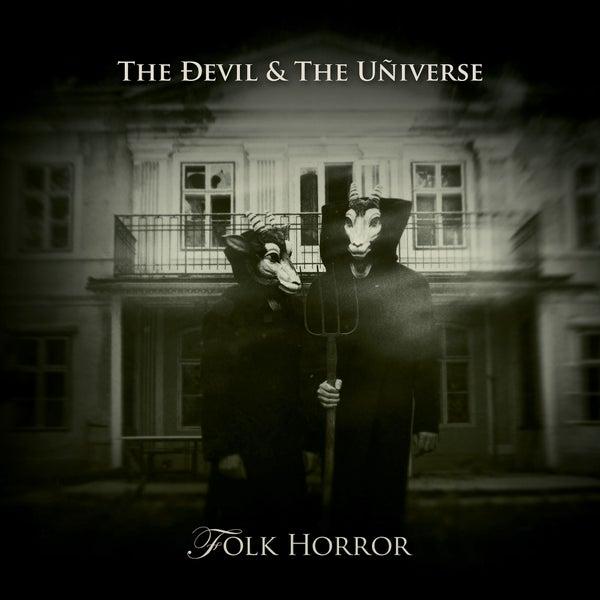Image of [a+w lp018] The Devil & The Universe - Folk Horror LP+CD (pre-order)
