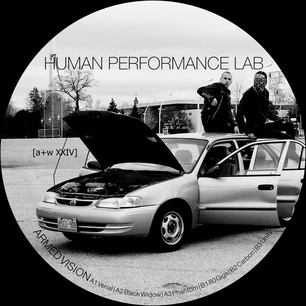 "Image of [a+w XXIV] Human Performance Lab - Armed Vision 12"" (pre-order)"