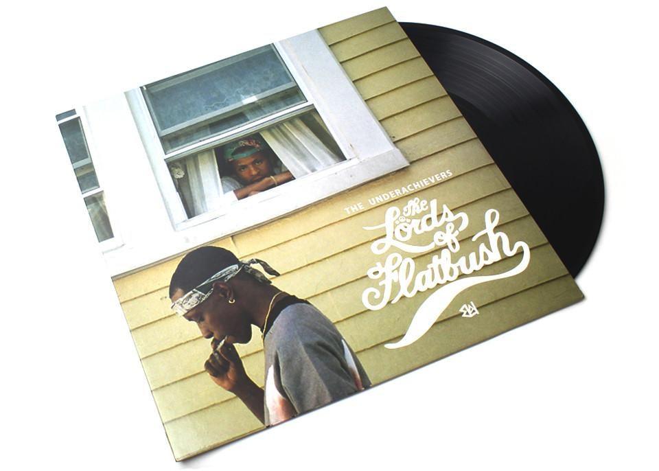 Image of The Lords of Flatbush Vinyl