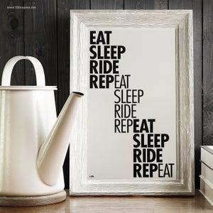 Image of 34 - Eat Sleep Ride Repeat