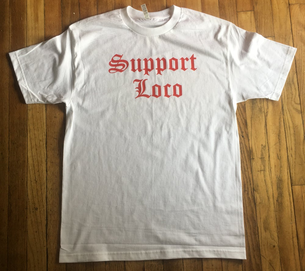 Image of Support Loco T