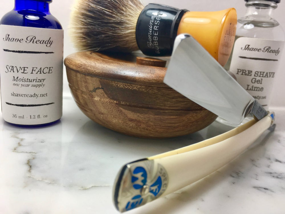 Image of F.W. Engels Special NOS Shave Ready Straight Razor