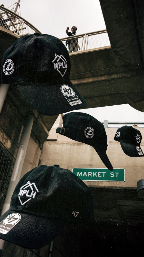 Image of NPLH x 47 Brand CleanUp Hat