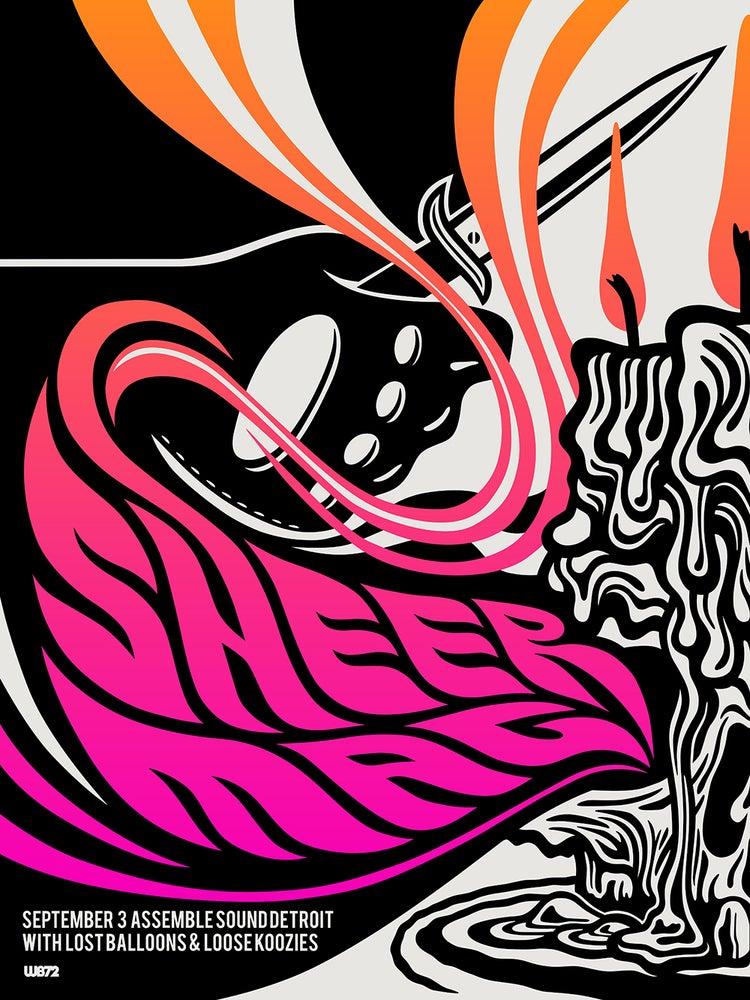 Image of Sheer Mag Detroit