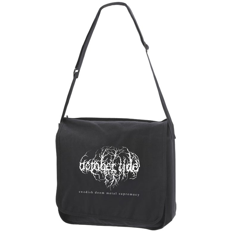 Image of Alternative logo shoulder bag