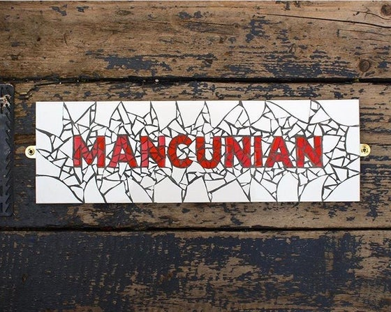 Image of MANCUNIAN MOSAIC