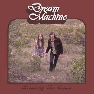 "Image of *NEW* DREAM MACHINE - ""BREAKING THE CIRCLE"" CD"