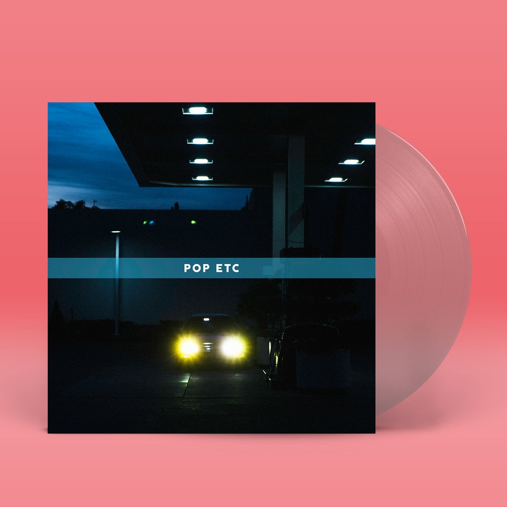 """Image of PRE ORDER - Routine 7"""" Clear Vinyl"""
