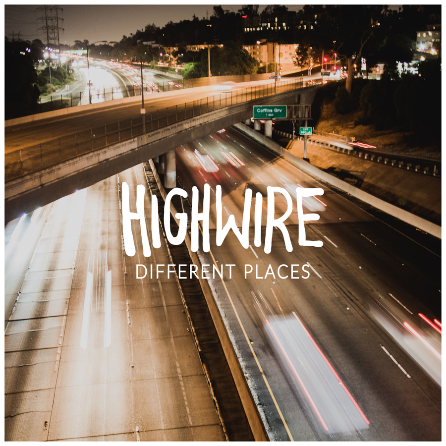 Image of Different Places EP (Physical Copy)