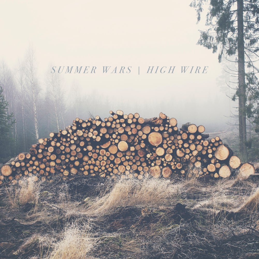 Image of Summer Wars/High Wire Split EP (Physical Copy)
