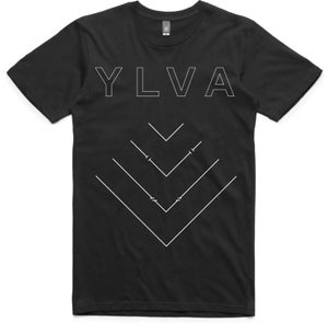 Image of YLVA - M E T A CD & T-Shirt Package - Preorder