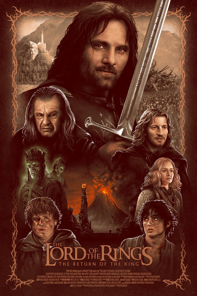 Image of LOTR - THE RETURN OF THE KING