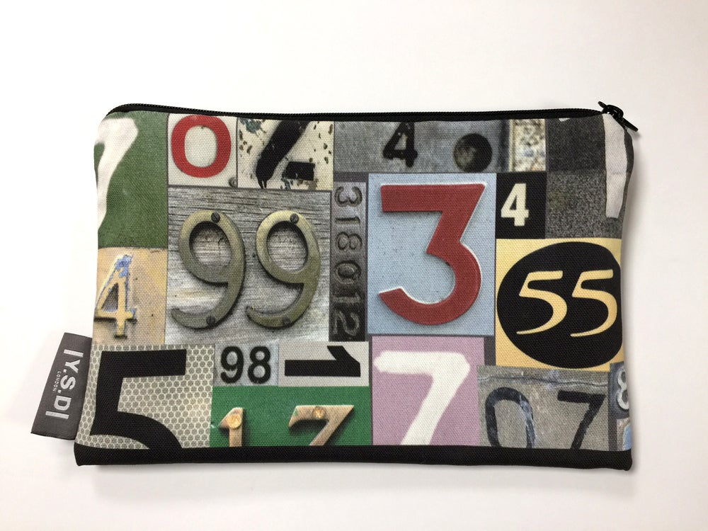 Image of SAFETY IN NUMBERS WASHBAG