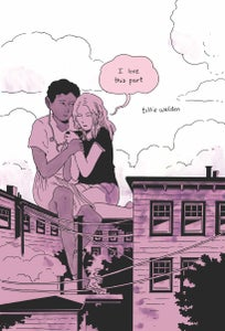 Image of I Love This Part by Tillie Walden (Hardback Edition)