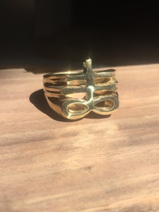 Image of Gold Alchemy ring