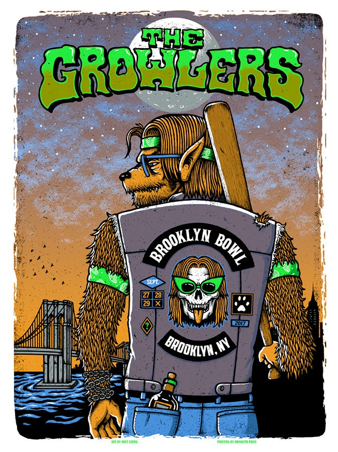 Image of The Growlers @ Brooklyn, NY - 2017