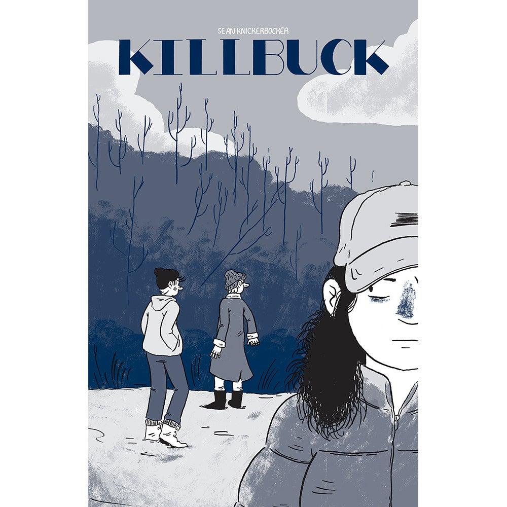 """Image of Sean Knickerbocker """"Killbuck"""" Graphic Novel"""
