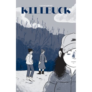 "Image of Sean Knickerbocker ""Killbuck"" Graphic Novel"