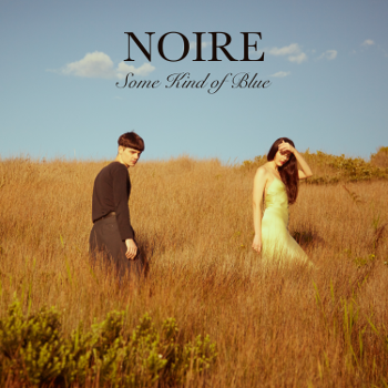 "Image of Noire ""Some Kind Of Blue"" CD"