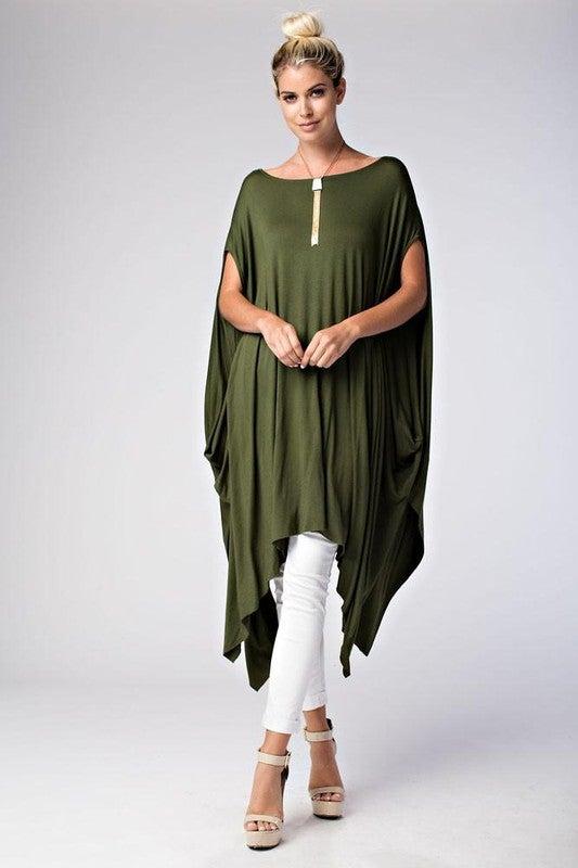 Image of hanky dress/top