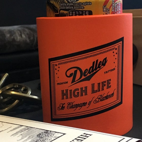 Image of High Life Koozie