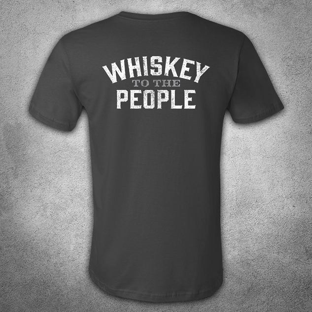 Image of Whiskey To The People + Vintage Dark Gray