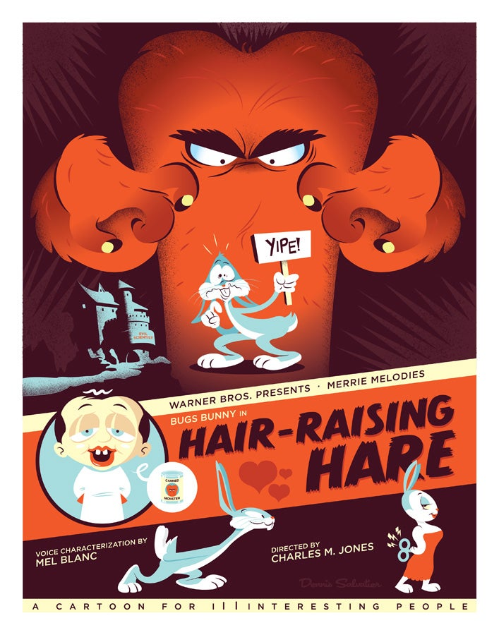 Image of Hair-Raising Hare