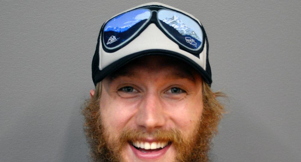 Image of Trek to Teach - Snowboard Goggles Trucker Hat