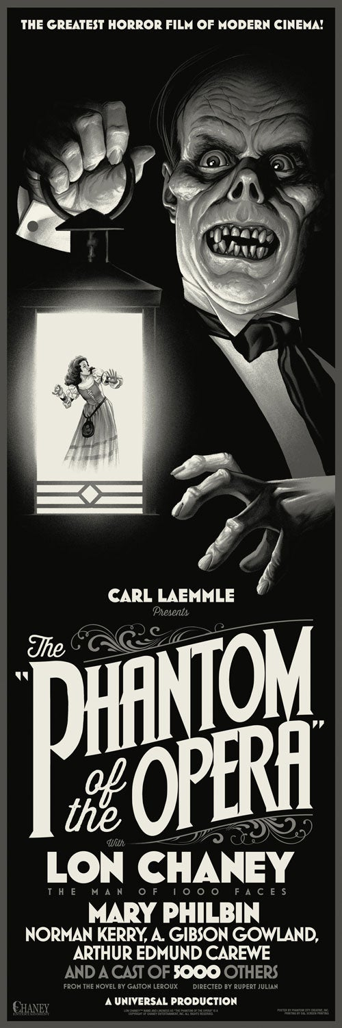 Image of THE PHANTOM OF THE OPERA (Variant)